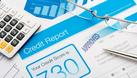 knoxville tn mortage credit report